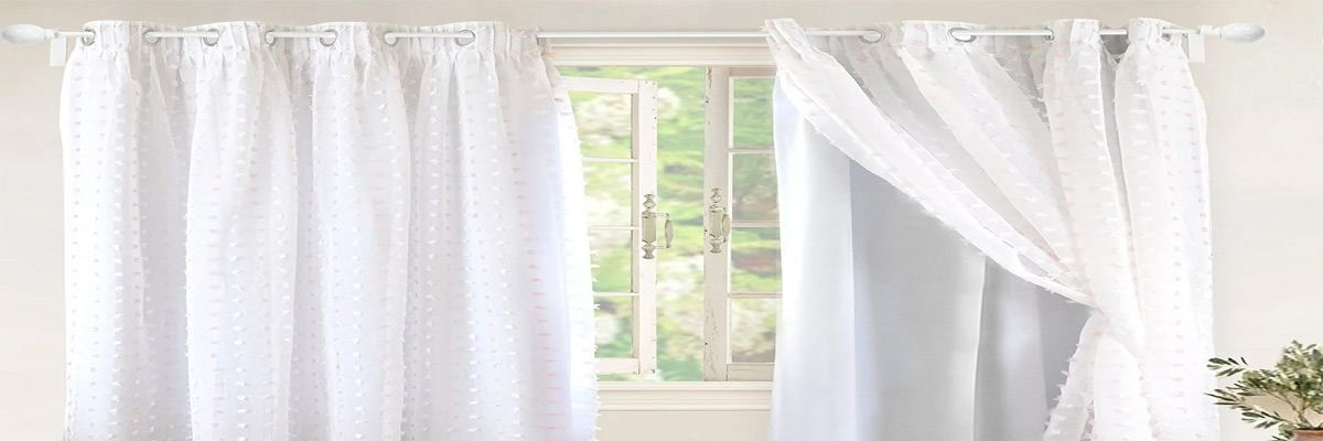 Drapes with Blackout Liner