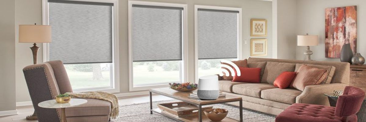 Smart Z-Wave Solar Shades