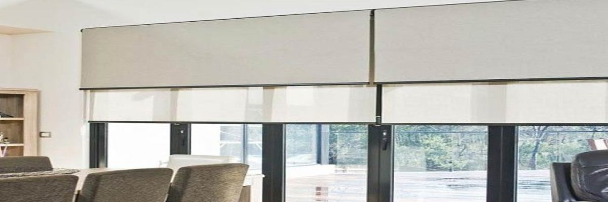 Dual Layer Vertical Blinds