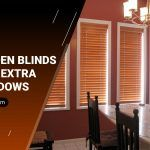 Get Wooden Blinds for Your Extra Long Windows