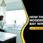 How to Dress Your Modern Kitchen Bay Windows