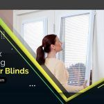How To Fix Your Sliding Glass Door Blinds