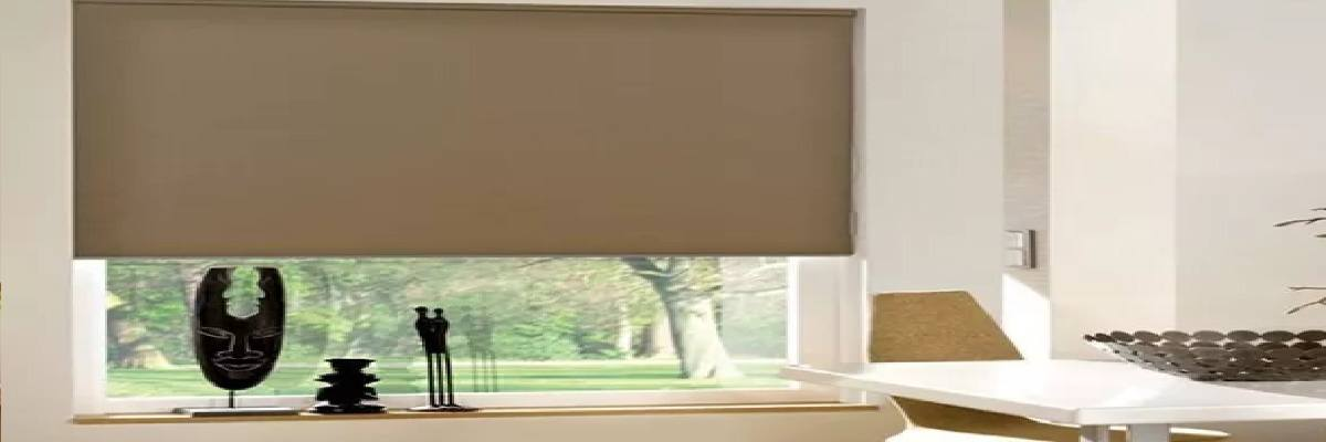 Blackout Solar Shades