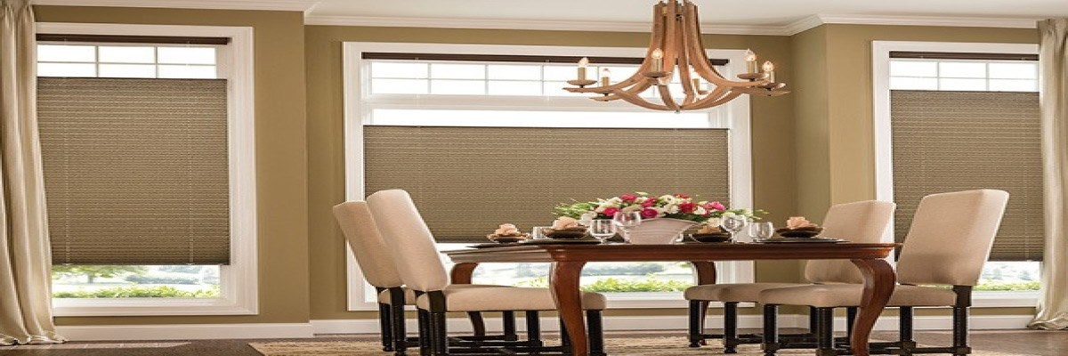 2-Inch EvenPleat Graber Shades