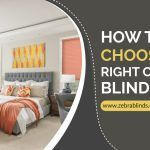 How To Choose The Right Colored Blinds