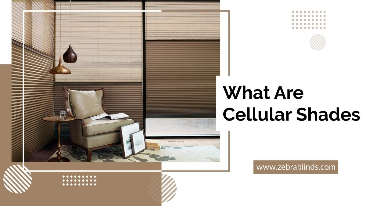 What Are Cellular Shades