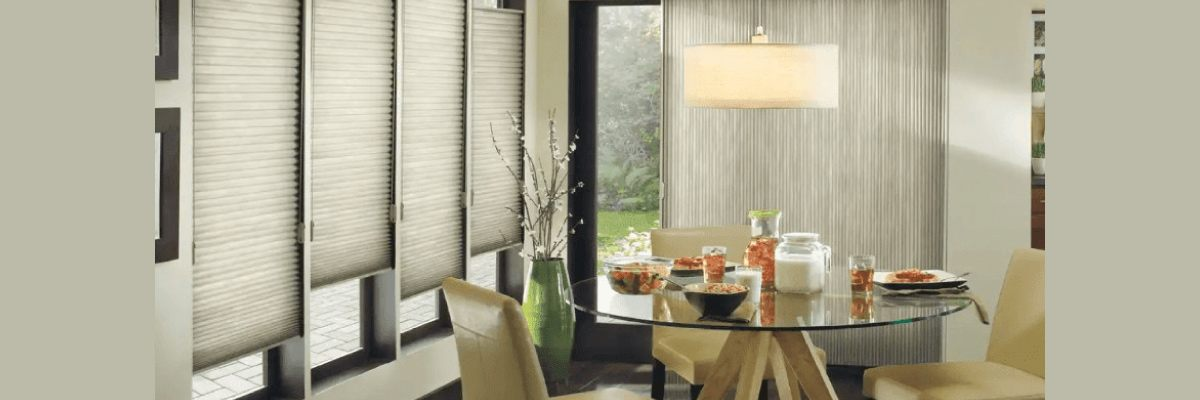 Water Resistant Cellular Shades