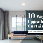 10 Ways to Upgrade Your Curtains