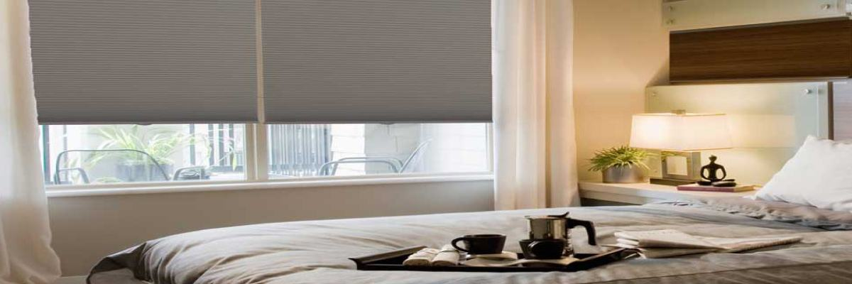 Blackout Cellular Shades for Apartments