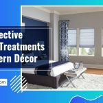Cost-Effective Window Treatments For Modern Décor