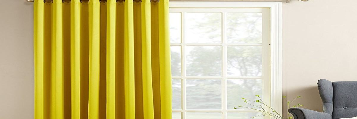 Blackout Curtains to Block Sunlight