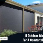 5 Outdoor Window Blinds for A Comfortable Summer