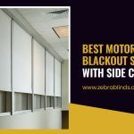 Best Motorized Blackout Shades with Side Channels