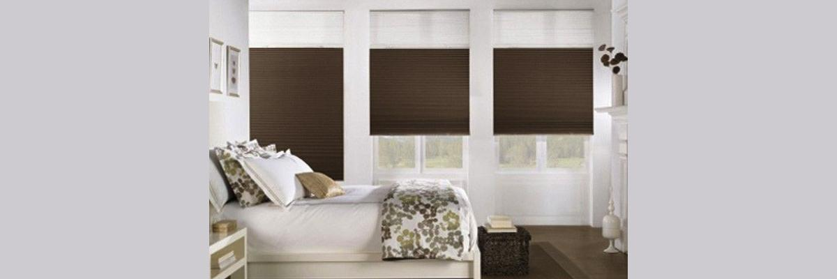 Day Night Cellular Shades for Bedroom