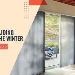 How To Insulate Sliding Doors In The Winter