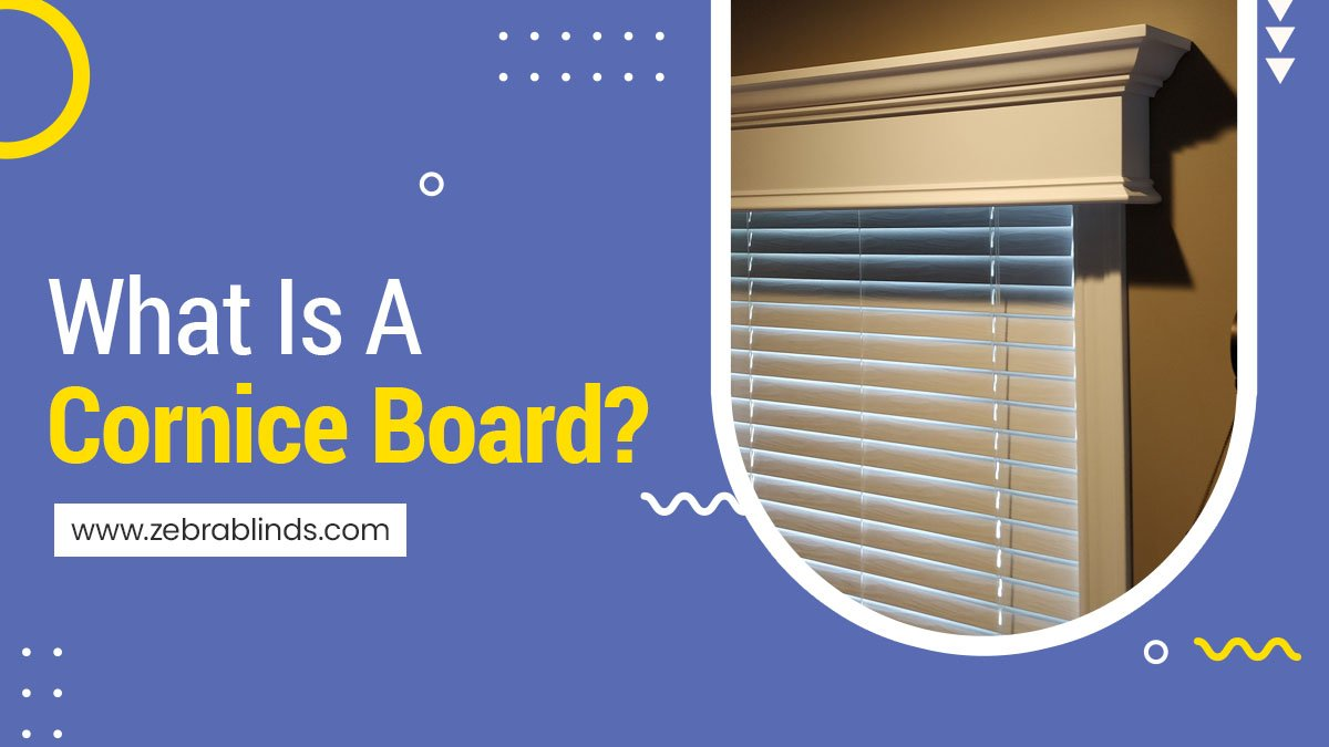 What Is A Cornice Board