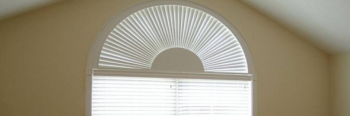 Blinds for Arch Windows