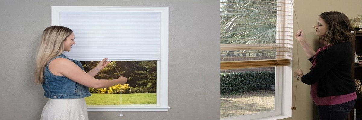Corded Blinds and Shades