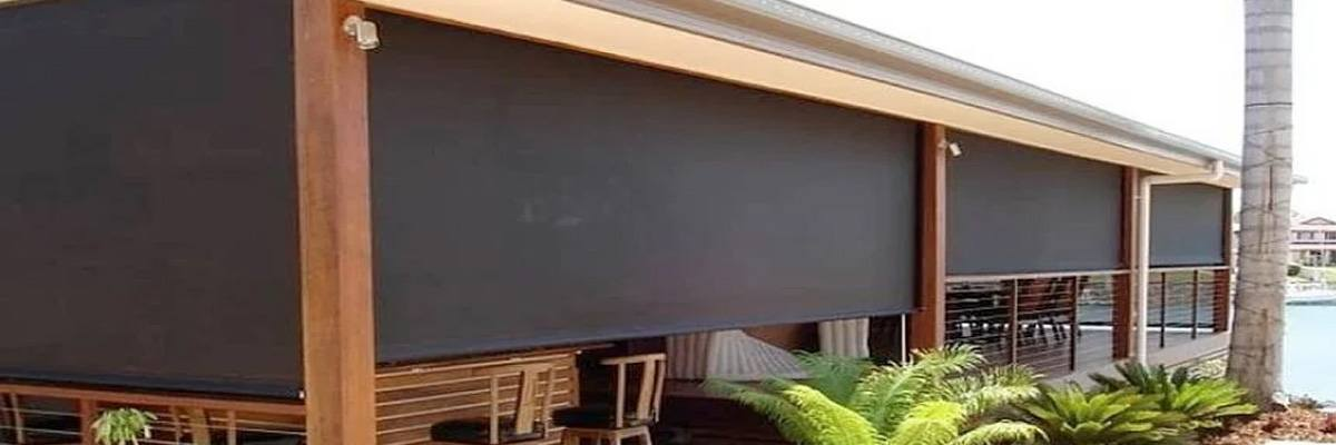 Outdoor Blackout Shades