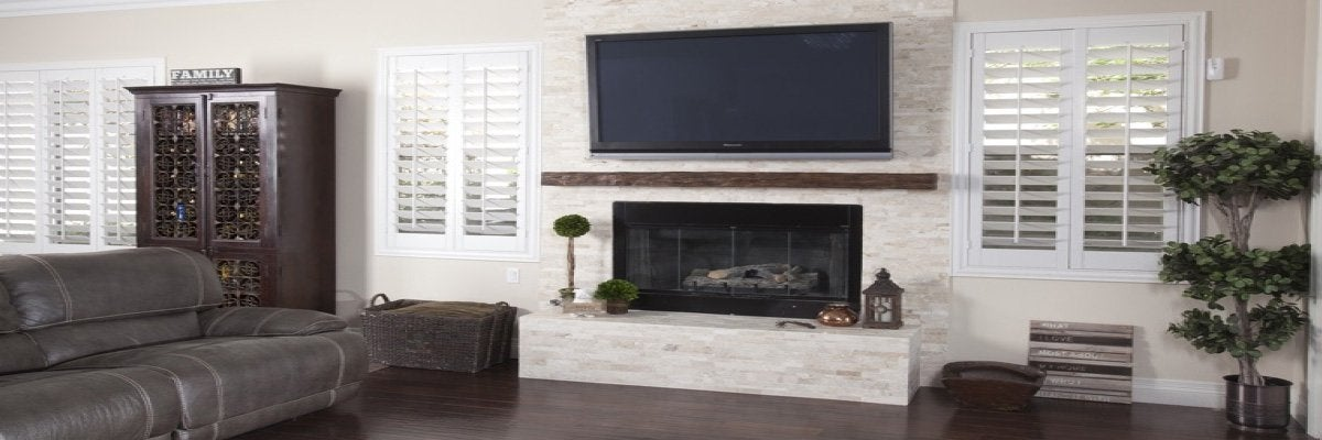 Shutters for Home Theatre Room