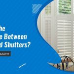 What is the Difference Between Blinds and Shutters?