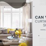Can You Put Curtains Over Shutters?