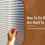 How to Fix Blinds That are Hard to Pull Up