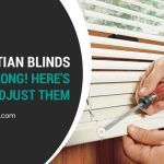 My Venetian Blinds Are Too Long! Here's How To Adjust Them