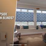 What Are Upside Down Roman Blinds?