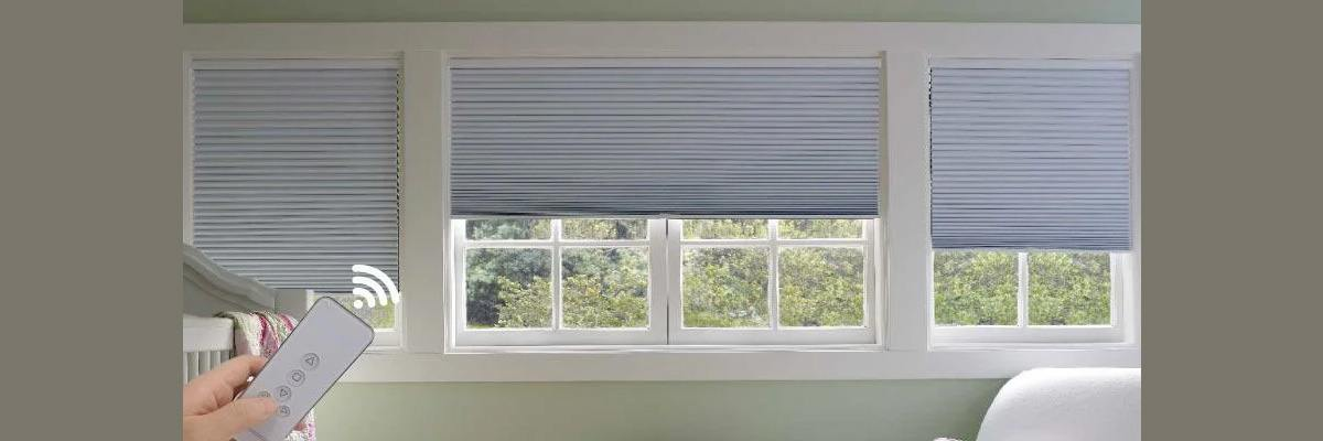 Crown Blackout Cellular Shades
