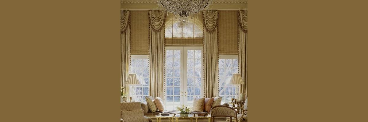 Different Size Living Room Window Treatments
