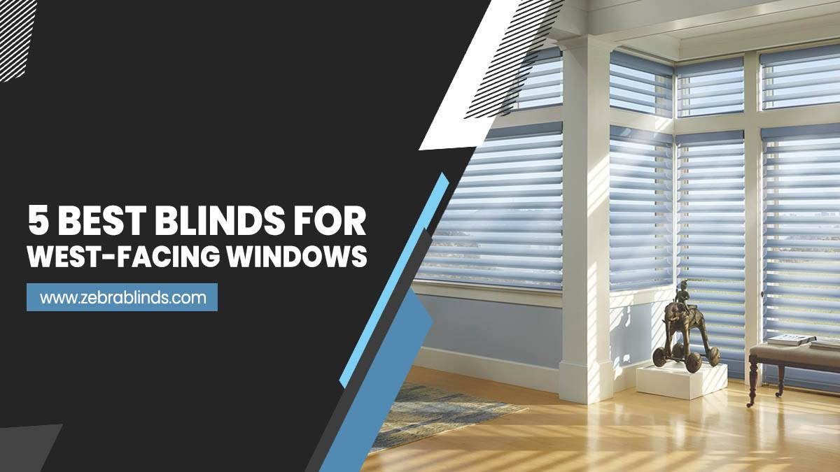 5 Best Blinds for West Facing Windows