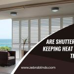 Are Shutters Ideal for Keeping Heat Out During the Summer?