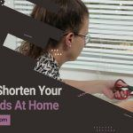 How to Shorten Your Mini Blinds at Home