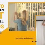 How to Straighten Out Vertical Blinds
