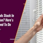 Window Blinds Stuck In An Up Position? Here's What You Need To Do