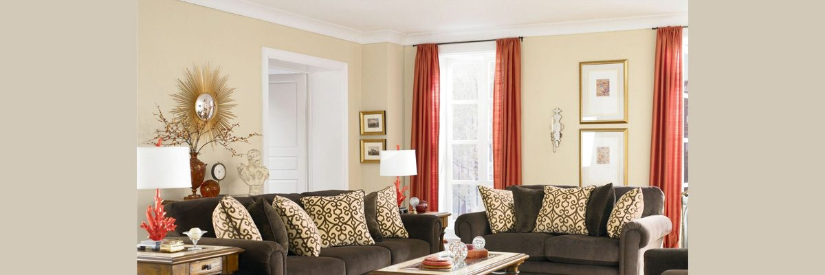 What Color Curtains Match Brown Sofas, What Colour Curtains Go With Dark Brown Leather Sofa