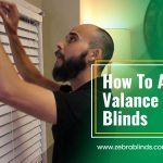 How To Attach A Valance To Your Blinds