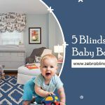 5 Blinds for a Baby Boy's Room
