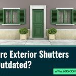 Are Exterior Shutters Outdated?
