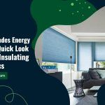 Are Roller Shades Energy Efficient? A Quick Look At The Best Insulating Roller Fabrics