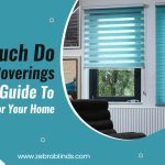 How Much do Window Coverings Cost? A Guide to Budgeting for Your Home