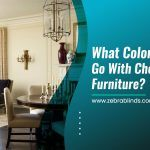 What Color Curtains Go With Cherry Wood Furniture
