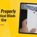 How to Properly Store Vertical Blinds for Later Use