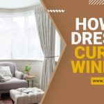 How To Dress A Curved Window