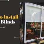 How to Install Bistro Blinds