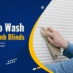 How to Wash Honeycomb Blinds