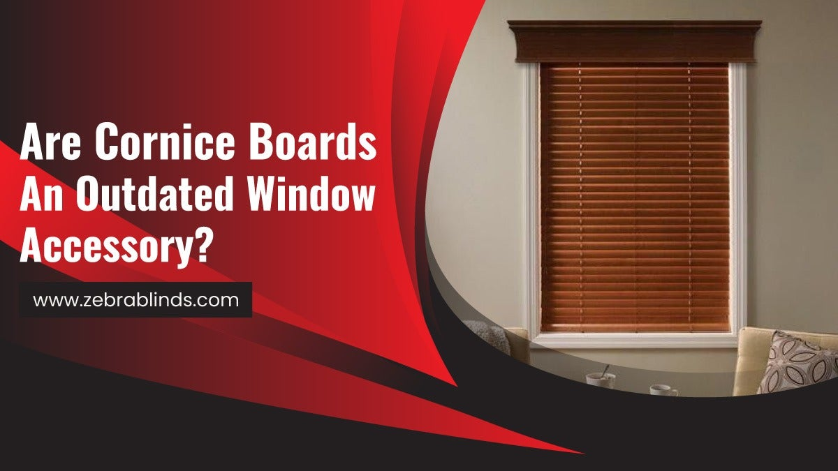 Are Cornice Boards An Outdated Window Accessory