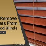 How To Remove Extra Slats From Faux Wood Blinds
