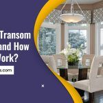 What Are Transom Windows and How Do They Work?